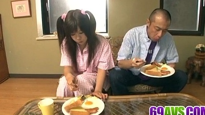 Shino Nakamura gorgeous wife fucked insusceptible to cam