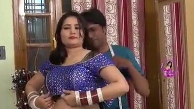 Cheater Tailor Master Chaffing Hot Akeli Bhabhi In Bedroom  Akeli Bhabhi Ki Jawani Blunt Film