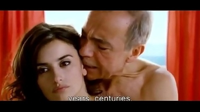PENELOPE CRUZ HOT IN BROKEN EMBRACES