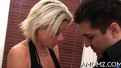 Mamma acquires her passion treated