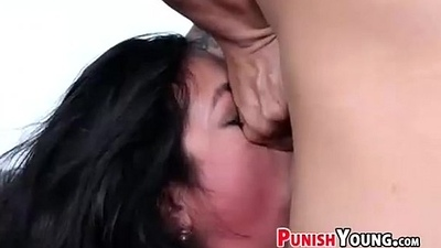 Horny Cunt Having Original Sex