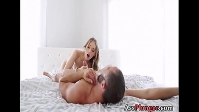 Pornstar Riley Reyes - Assfuck Sex Be incumbent on Natural Suitor