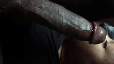 Big black cock Deep Throat Mouth Route