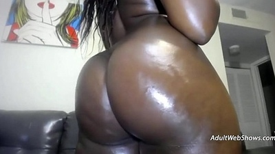 Black dripping heavy bore - AdultWebShows.com
